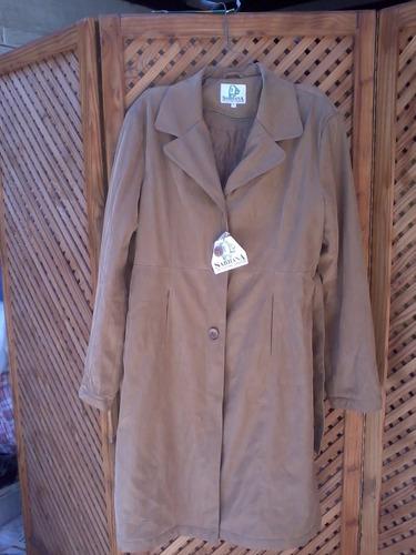 abrigo  nuevo talla xl