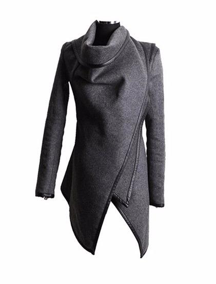 Abrigo Oriental Para Mujer Color Azul Talla M -   450.00 en Mercado ... e066eff34189