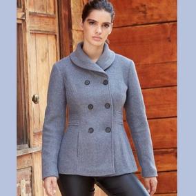 62ce1d4a4c2 Abrigo Color Vino Largo - Ropa, Bolsas y Calzado de Mujer en ...