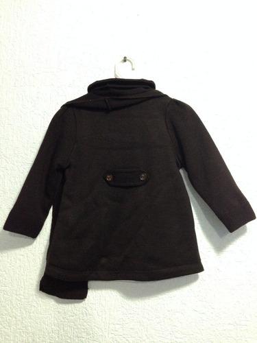 abrigo para niña