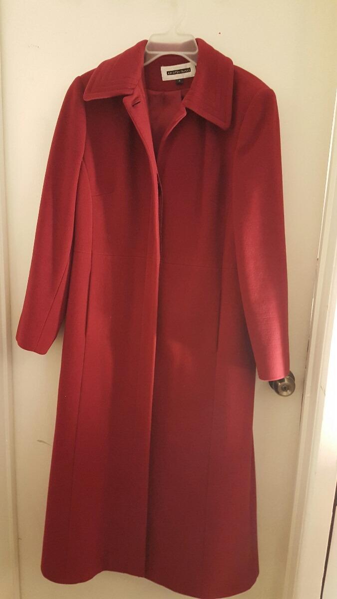 Abrigo rojo niСЂС–РІВ±o