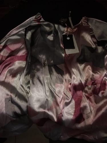 abrigo shatz woman color negro 155986 cfd