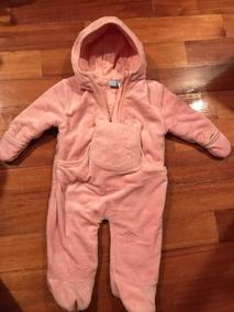dda6fcaa4 Astronauta Enterito Bebé Nena Súper Abrigado De Invierno. Usado - Buenos  Aires · Abrigo Tipo Oso De Nena
