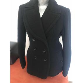 4673c7b5db770 Saco Abrigo Chamarra Blazer Burberry Negro Original