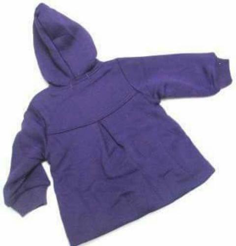 abrigos bebe 100% algodón