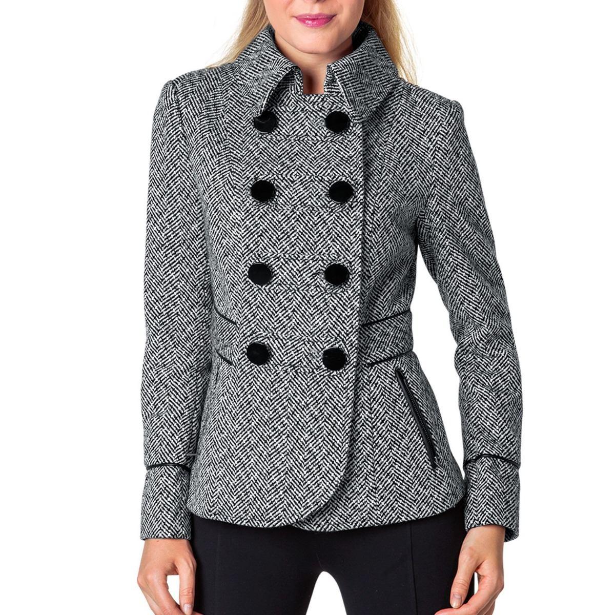 Abrigos mujer con capucha