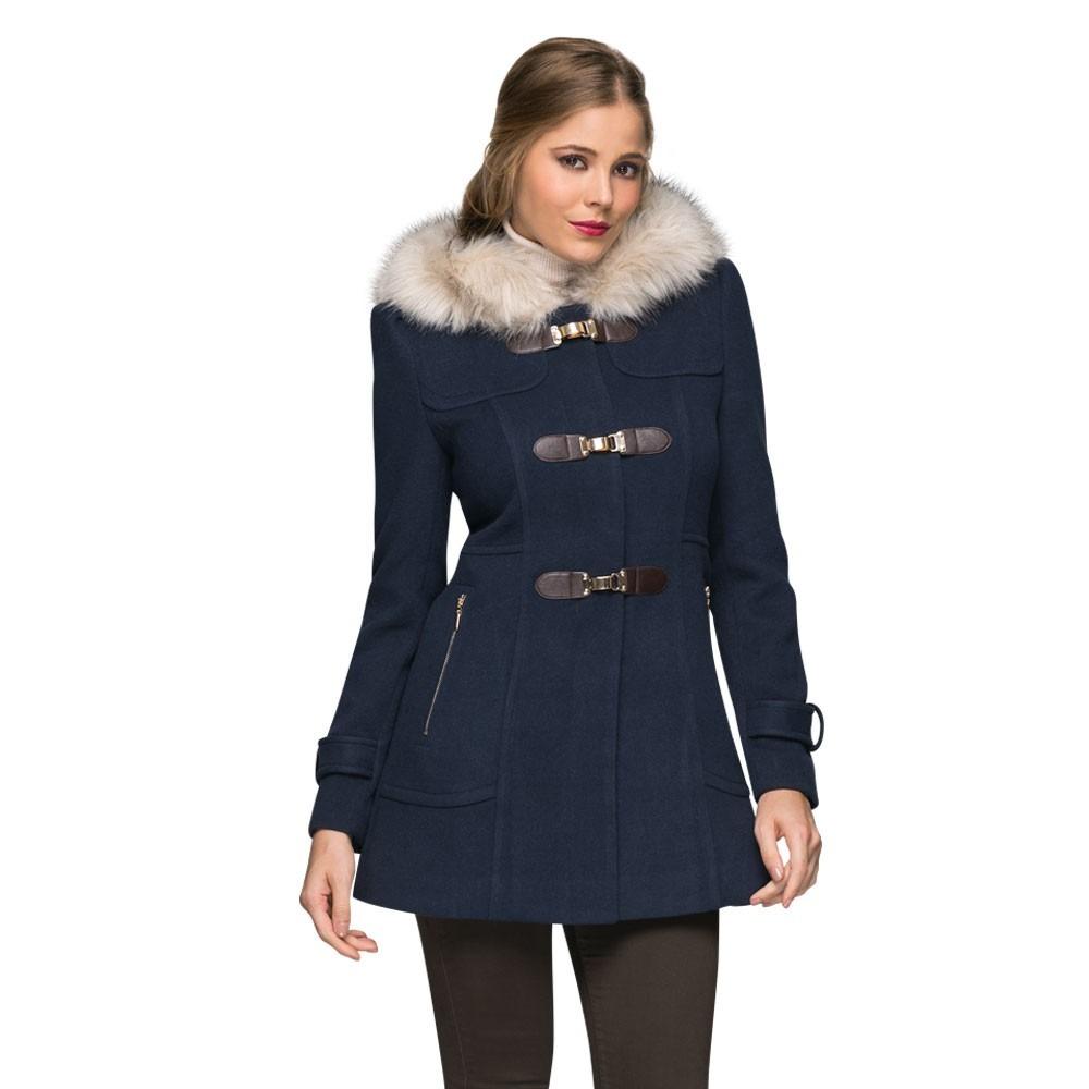 Con ropa Capucha Mujer De 999 Hollyland Abrigos 00 Broches awqTEf1xnR