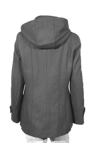 abrigos para damas calvin kein 8,10,12,14 negro, y gris