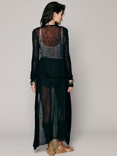 abrigos y chaquetas de moda coreana mujeres... (black, as.)