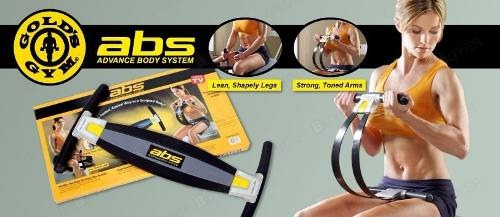 abs advanced body system maquina abdominales tonifica.