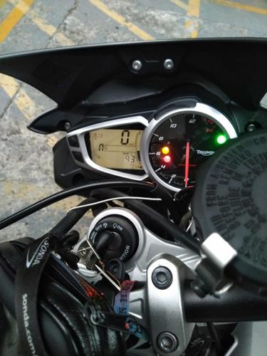 abs triumph moto motos triple