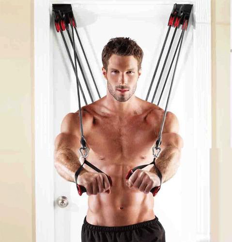 abs- x factor bandas elasticas entrenamiento corporal total