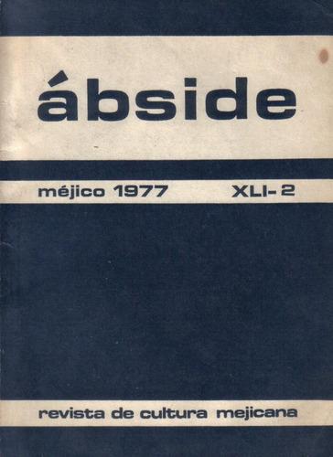 ábside x l i - 2 / méjico 1977