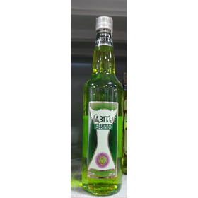 Absinto Abitué 720 Ml Original
