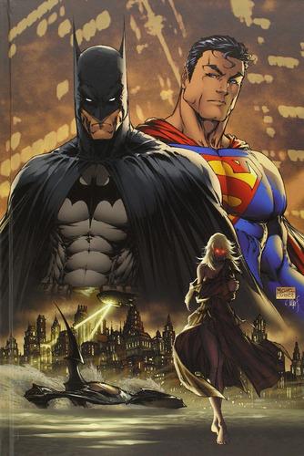 absolute superman/batman vol. 1 ¡nuevo!!