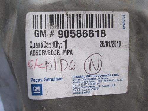 absorvedor impacto p/choque traseiro vectra 2000/2005 orig