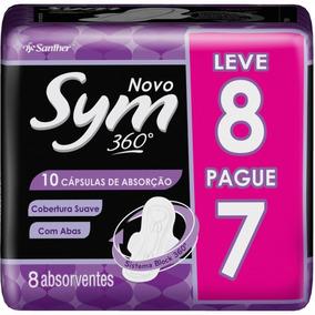 1a0c5f8e8 Absorvente Sym Total Protect no Mercado Livre Brasil