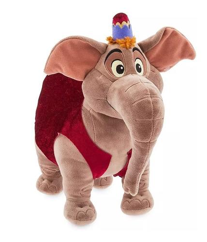 abú peluche mediano elefante aladdín, original disney store