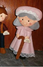 062f56d62bf Abuelita Figura Pastel en Mercado Libre Argentina