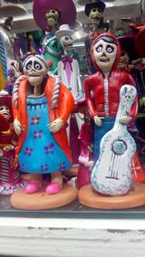 Abuelito Y Niño Coco Catrinas