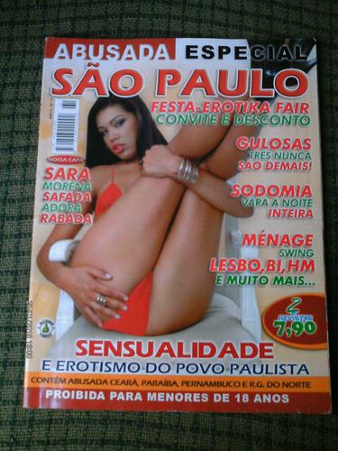 abusada especial sao paulo n.13 ano 2