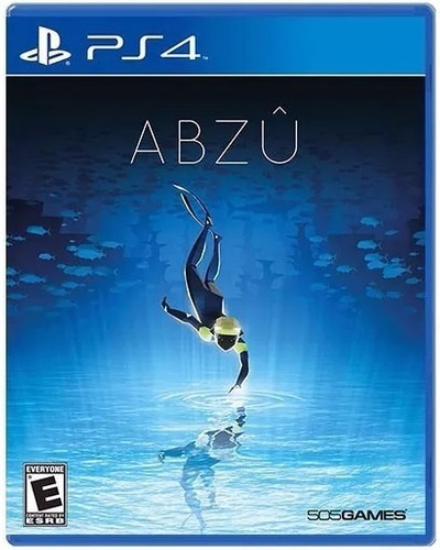 abzu ps4 nuevo fisico sellado en palermo jazz pc