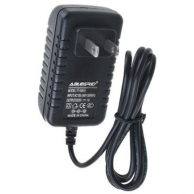 ac adaptador pared cargador cable de alimentación para weste