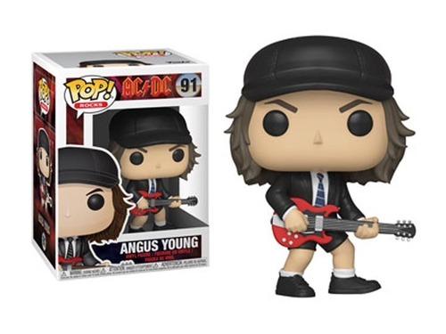ac dc angus young funko pop figura coleccion