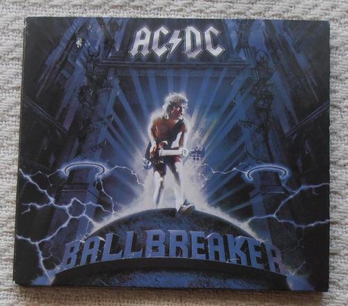 ac / dc - ballbreaker ( ed. u s a cd digipak)