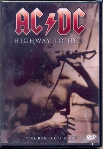 ac dc highway to hell the bon scott years dvd