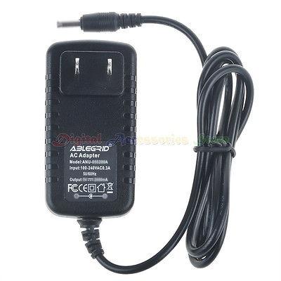 ac-dc pared cargador adaptador 3.5mm w dc cable de zenithink