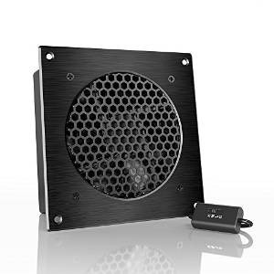 ac infinity airplate s3, zona sistema de refrigeración venti