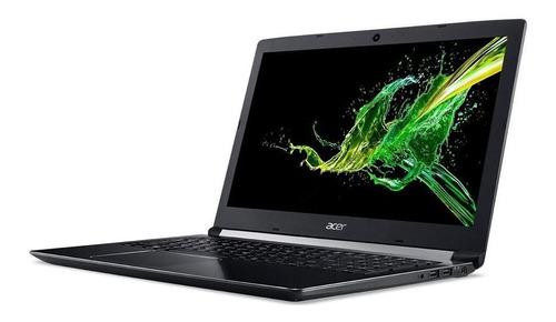acaba hoje! notebook acer aspire 5 a515-51-37lg intel core i