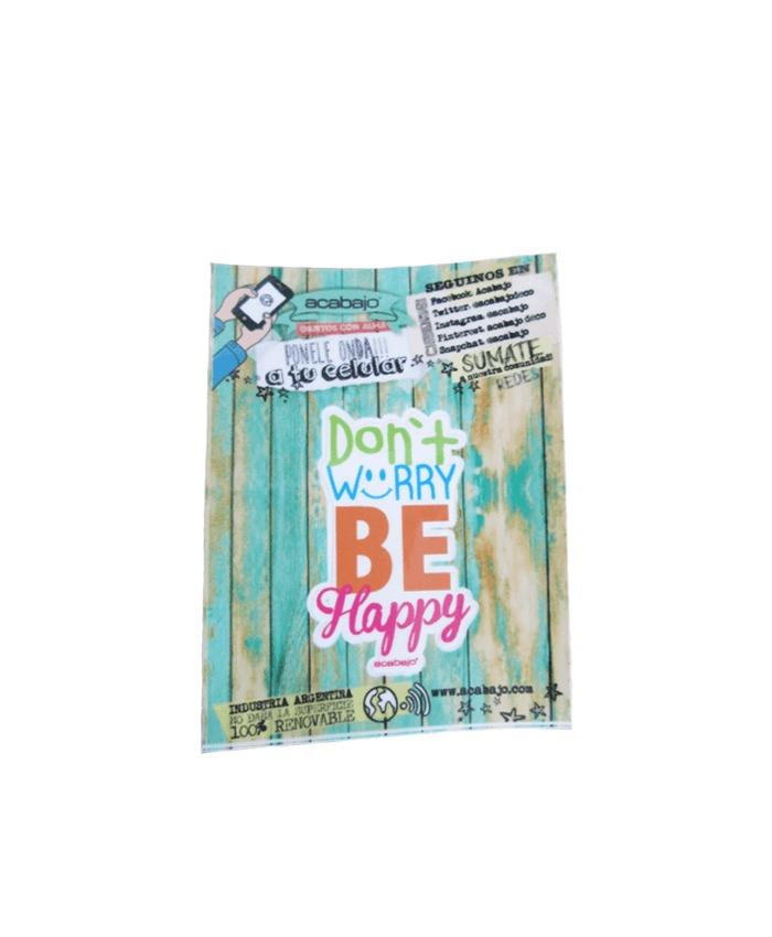 Acabajo Deco Sticker Chico Para Celular Línea Smile Colores - $ 60 ...