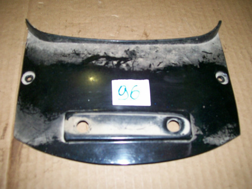 acabamento carenagem  dafra lazer 150