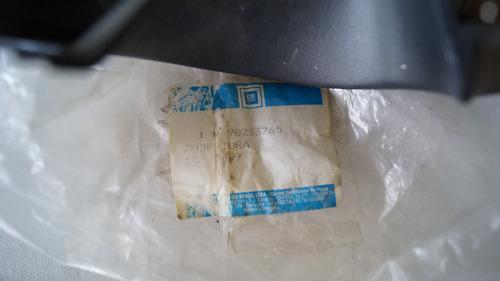 acabamento cobertura da chave seta inferior gm omega gl gls