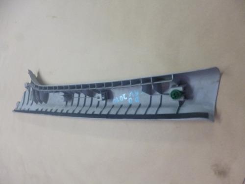acabamento da coluna dianteira direita honda crv 2.0 2011