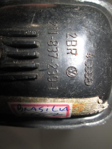 acabamento da maçaneta interna brasília 6667