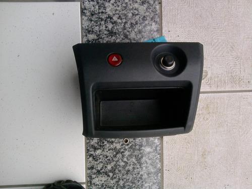 acabamento do botão do alerta da mitsubishi airtrek