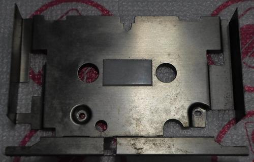 acabamento interno deck polivox cp750d