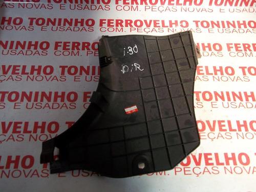 acabamento interno diant. l.d caixa roda hyundai i30 origina