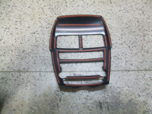 acabamento moldura do painel interno mitsubishi l200 triton