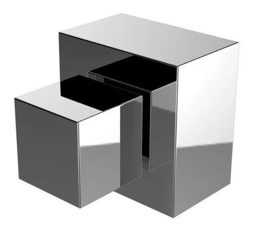 acabamento p/ registro quadrado 3/4 padrão deca