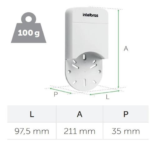 acabamento para conectores de câmeras vbox 1000 loja extarte