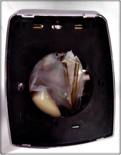 acabamento para válvula de descarga salvágua box chrome *