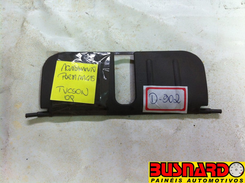 acabamento porta malas hyundai tucson ref:-d302