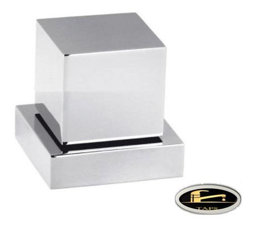 acabamento quadrado registro pressão/gaveta padrão deca