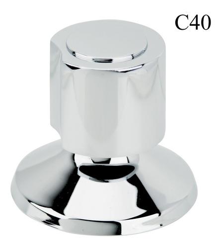 acabamento registro pressão gaveta cromado 1/2 3/4 1 deca
