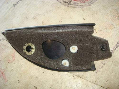 acabamento retrovisor lado esquerdo   zafira