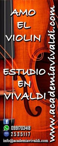 academia bateria canto piano violín saxo guitarra